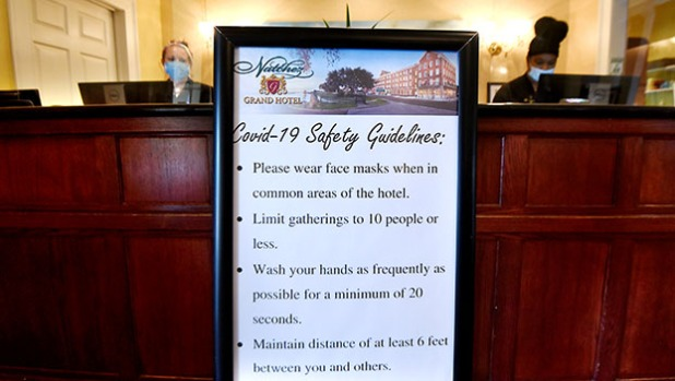 Plenty Of Rooms Natchez Hotels Ready To Welcome Return Of Customers Mississippi S Best Community Newspaper Mississippi S Best Community Newspaper